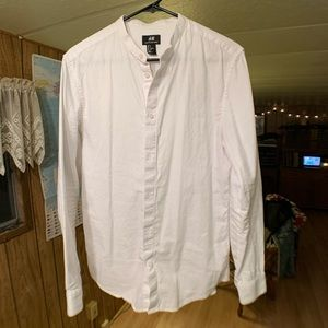 Grandpa Collar Button Down